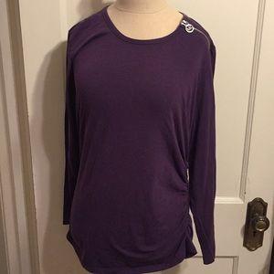 Michael Kors long sleeved top